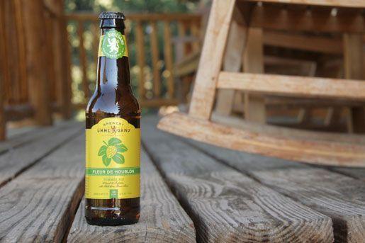 Summer Seasonal Beer: Fleur De Houblon from Brewery Ommegang