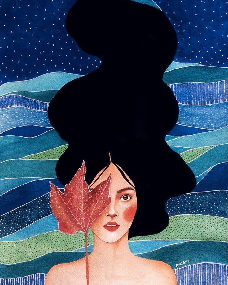 Hulya Ozdemir watercolors