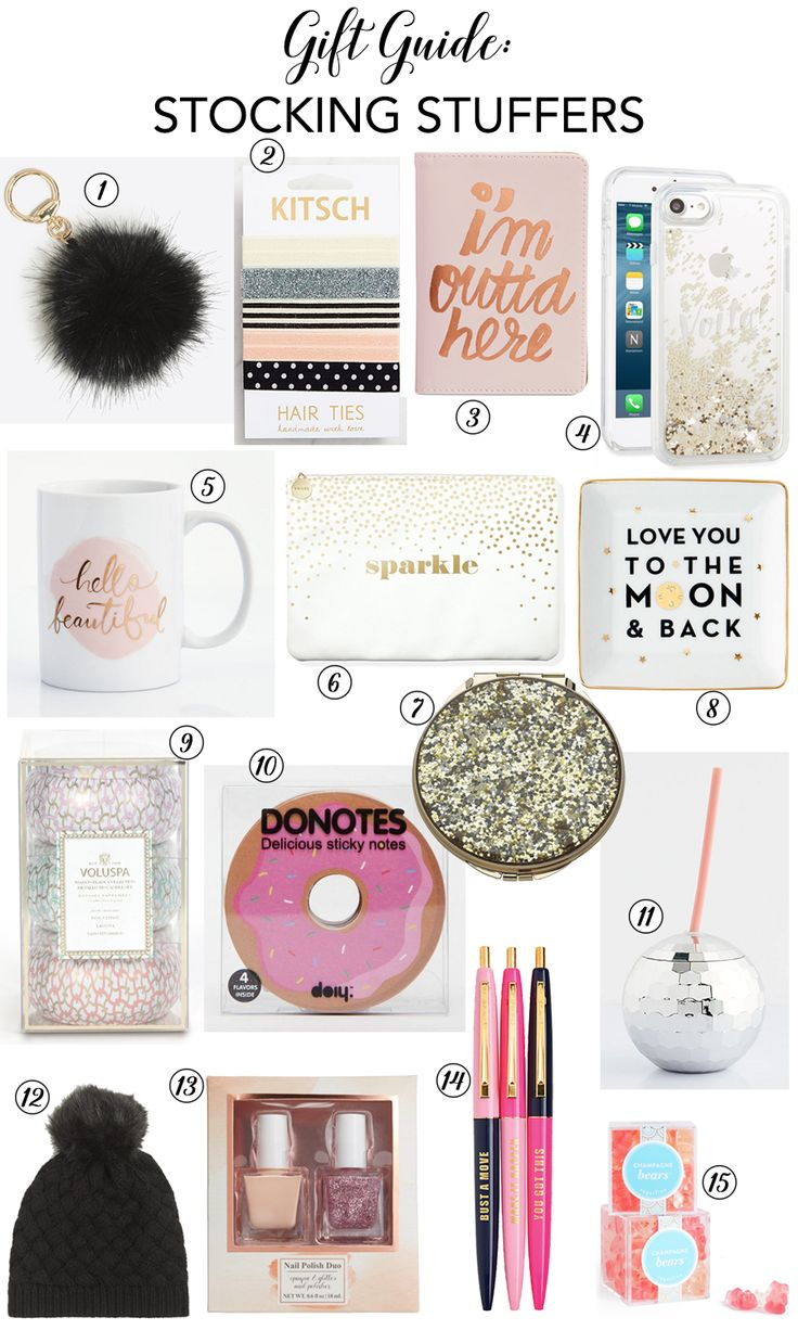 9 Best Images About Gift Guide Stocking Stuffers On