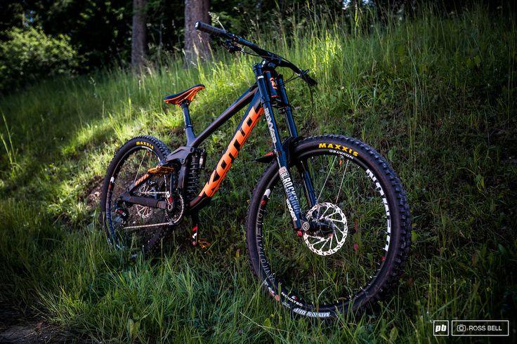 Connor Fearon Bike Check