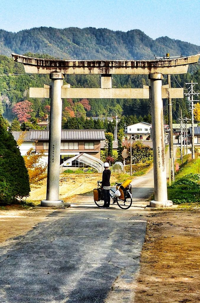 4 Reasons to Travel Japan by Bicycle | Dream Destinations ++