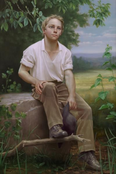 joseph the nazi boy from church I think of the prophet joseph smith, of the boy who went into the woods and prayed for light and understanding, unto whom god the father and the risen son appeared and spoke joseph smith organized the church of jesus christ of latter-day saints and.