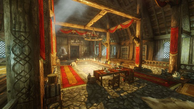 Skyring Mead Hall Beowulf Pinterest Inspiration