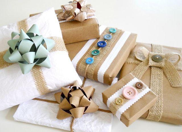упаковка подарков дешевая