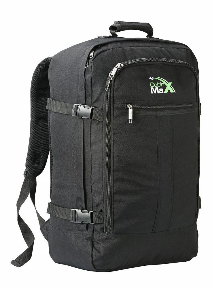 Cabin Max - Sac à dos et bagage à mains pour cabine- capacité brute de 44l: Amazon.fr: Chaussures et Sacs