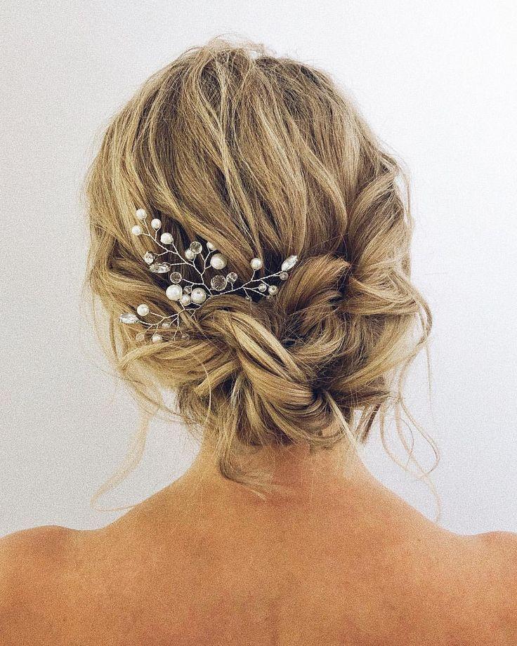 wedding hair blonde #wedding #hair #weddinghair Liebe this1 - #Liebe #this1 - #frisuren