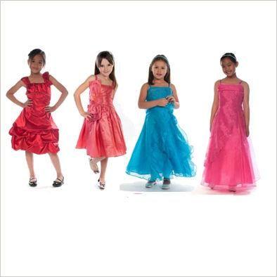 Assepoesterjurken, online meisjeskleding kopen, communiekantje, doop jurken