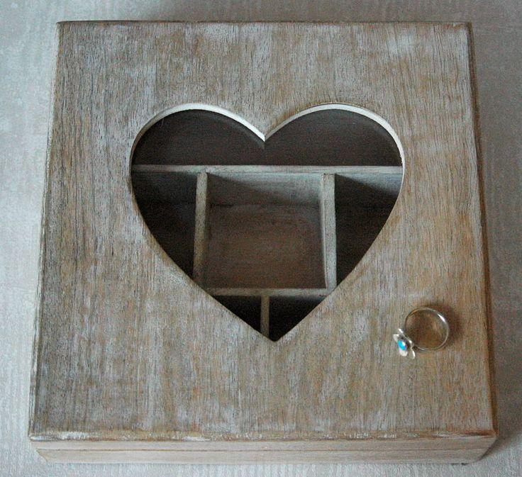 personalised wooden keepsake jewellery box by alphie's (alphabet interiors) | notonthehighstreet.com