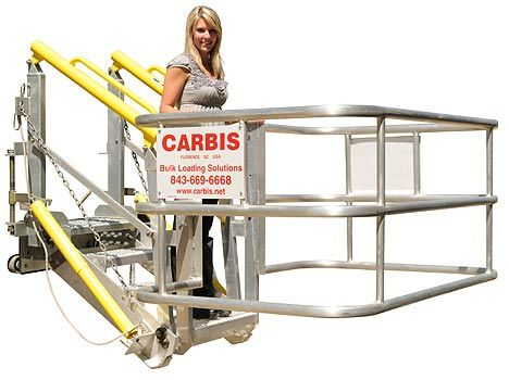 Truck Safety Cages Carbis Australia.