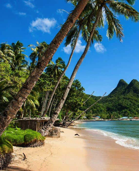 Samoa Beaches: 54 Best American Samoa Beaches Images On Pinterest