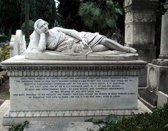 ROMA...AMOR: Cimitero Acattolico di Testaccio a Roma