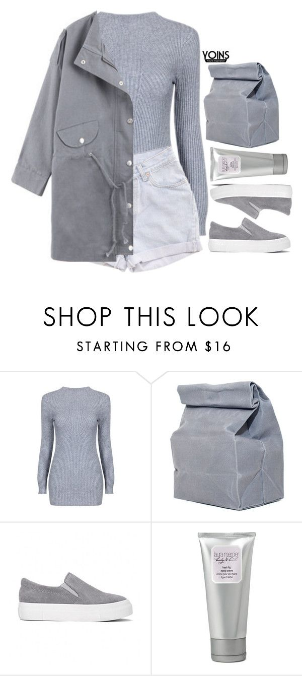 """""""Yoins 6.11"""" by emilypondng ❤ liked on Polyvore featuring Levi's, Laura Mercier, yoins, yoinscollection and loveyoins"""
