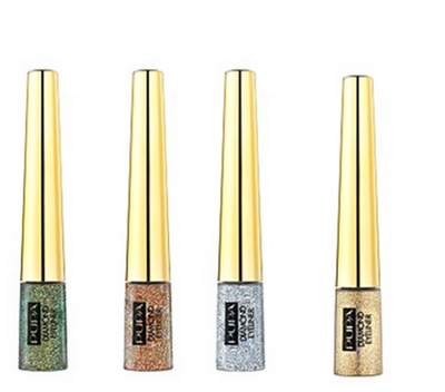 """Diamond eyeliner Pupa - """"Déco"""" Christmas 2012 collection - 03 copper"""