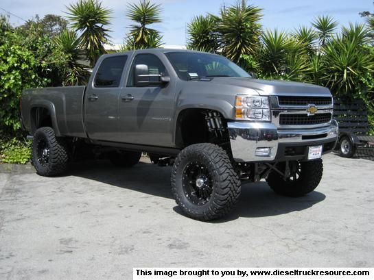 Lifted Dodge Diesel Trucks | 2007 lifted D-Max pics - Dodge Diesel - Diesel Truck Resource Forums
