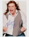 I think they should make a musical of Meatloaf music!!! They have everyone else..