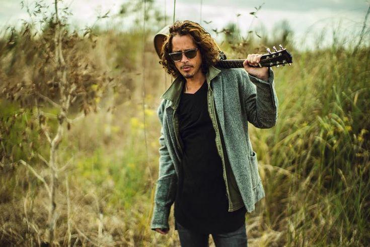 Chris Cornell announces solo album and North American tour