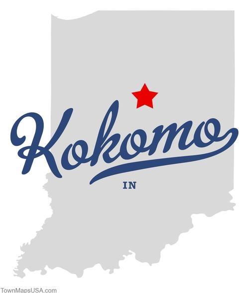Un Kokomo verdadero en Indiana (Estados Unidos). En nada ...