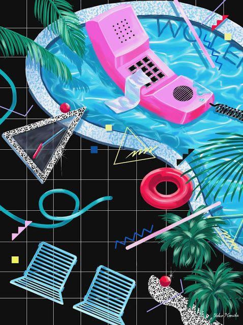 YOKO ONDA - Illustration Addict