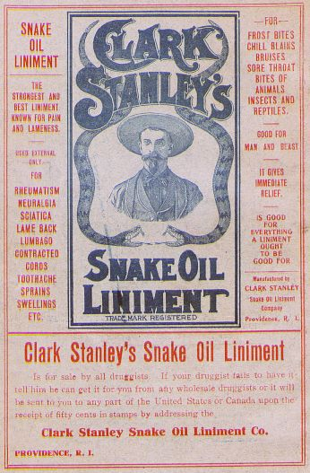 Life as a Healthcare CIO: Why I Disagree with the Snake Oil Analogy