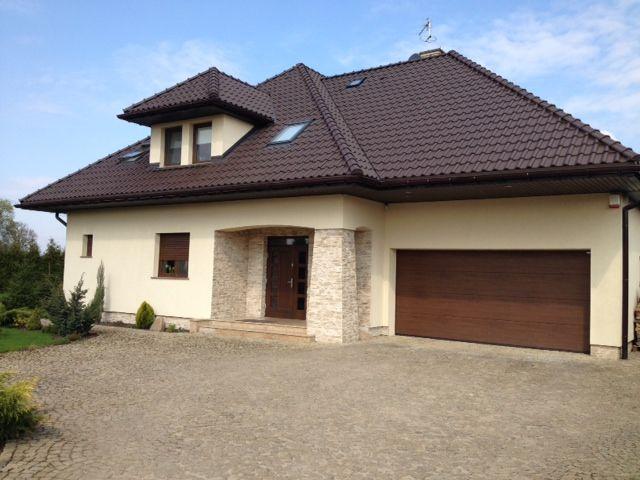 Front domu Agnieszka #front #dom #projekt