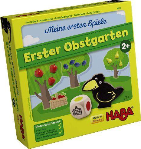 HABA 4655 - Meine ersten Spiele - Erster Obstgarten: Amazon.de: Spielzeug