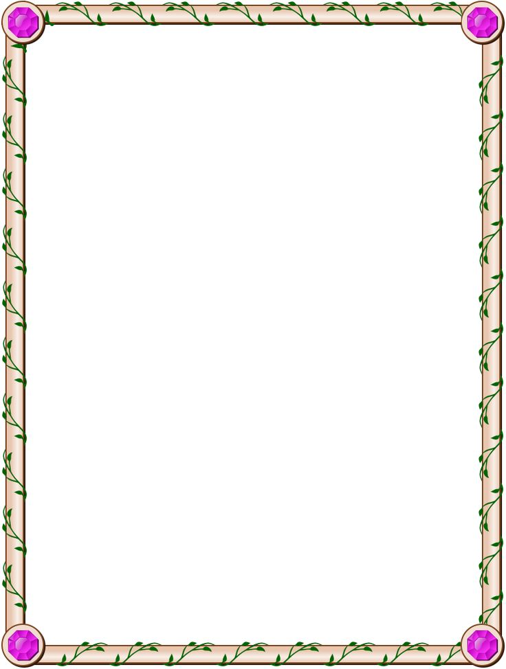 Simple Border for pages