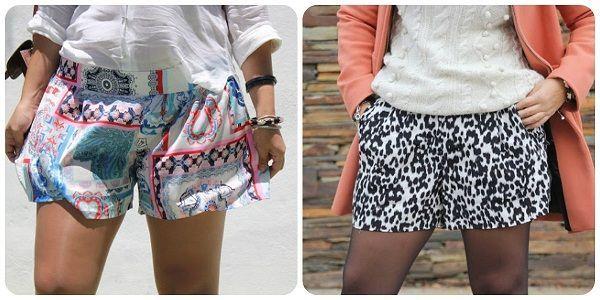 Come cucire pantaloncini donna: due modelli con video tutorial e cartamodelli gratis da stampare.