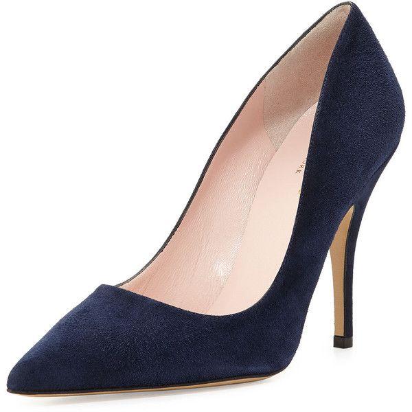 Best 25+ Navy blue heels ideas only on Pinterest | Navy ...