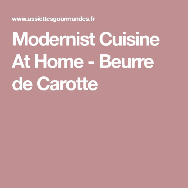 Modernist cuisine at home spanish pdf format