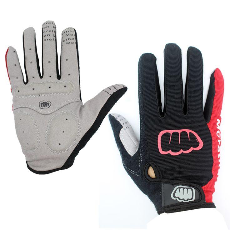 Women Men Winter Cycling Gloves Full Finger Bicycle Gloves Anti Slip Gel Pad Motorcycle MTB Road Bike Gloves M-XL 3 Colors