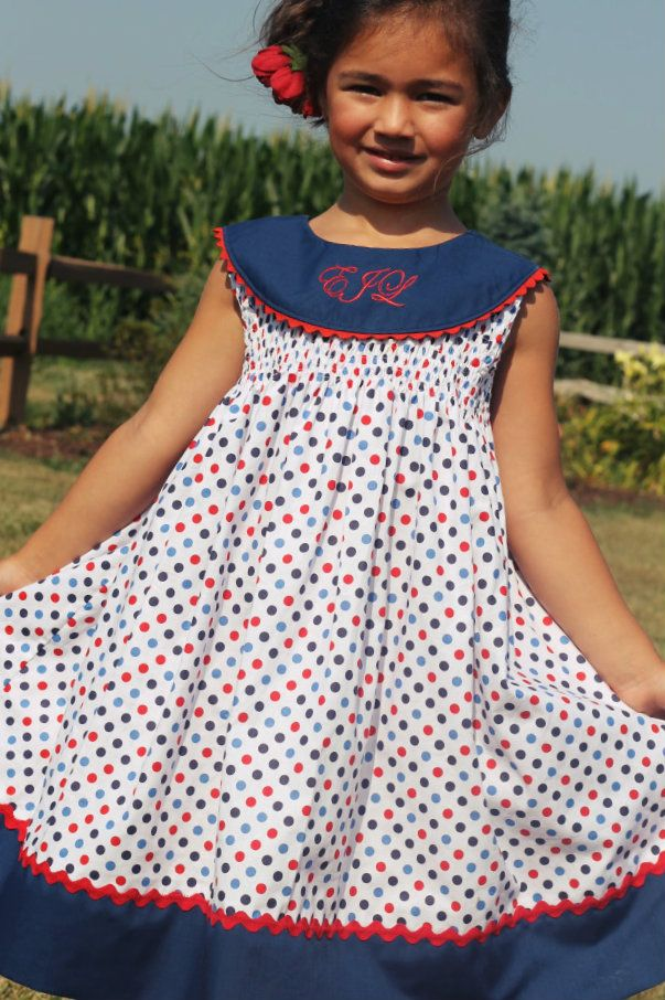 Ellie Inspired » Classic Children's Clothing Patterns