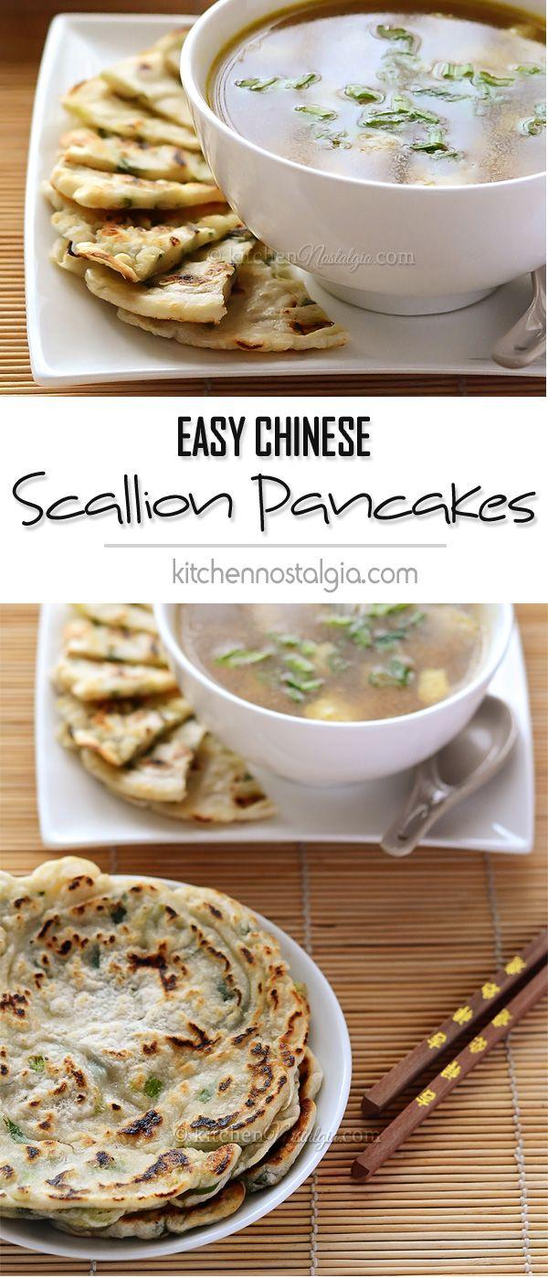 419 best kitchen nostalgia recipes images on pinterest easy scallion pancakes chinese food recipesasian forumfinder Gallery