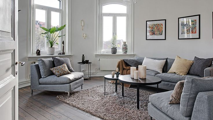 17 best images about salons living rooms on pinterest coins eames and chalets - Salon chaleureux ...