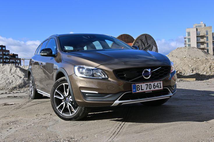 Mere frihed i flot design, Volvo V60 CC