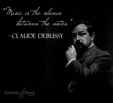 similarities between the music of debussy Here is a comparison of two new complete sets that celebrate the  from the  earliest songs to the transcriptions debussy made of other.