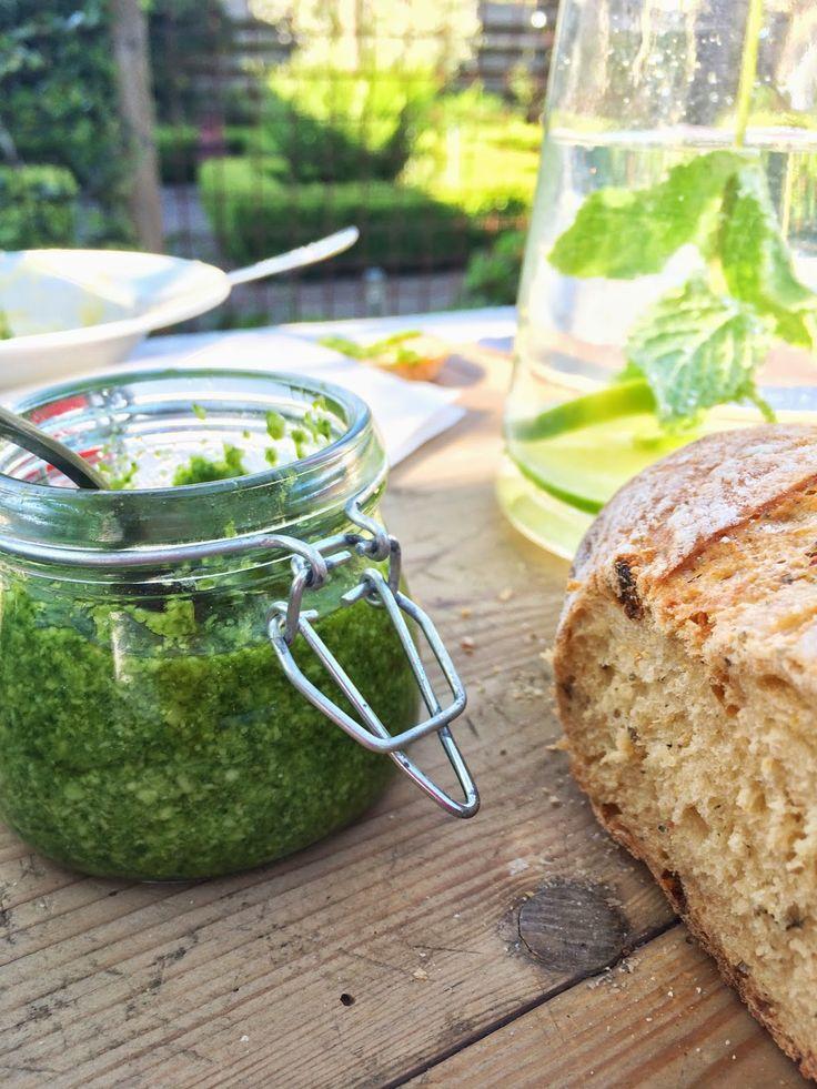 Buiten eten | Wimke | DIY (do it yourself) | eenvoudige recepten | uittips