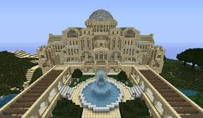 Beautiful minecraft mansion!!