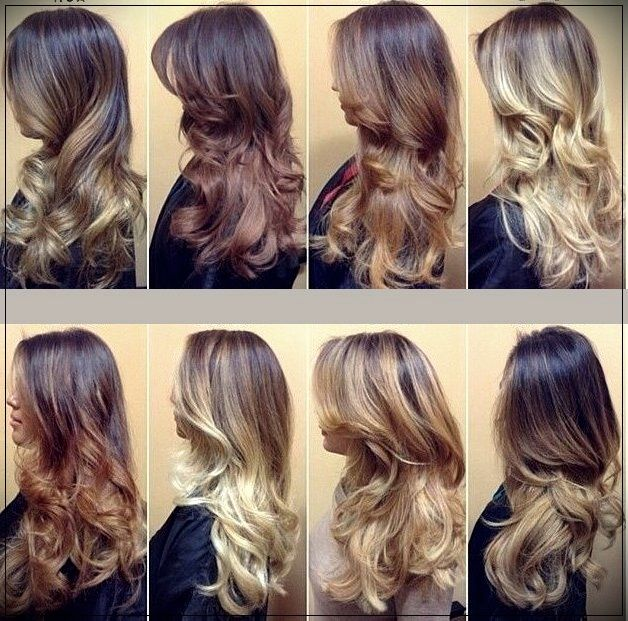 California Wicks 2019 Ideas For Brunettes Blondes And Chestnuts Short And Curly Haircuts Balayage Straight Hair Hair Color Techniques Long Hair Styles