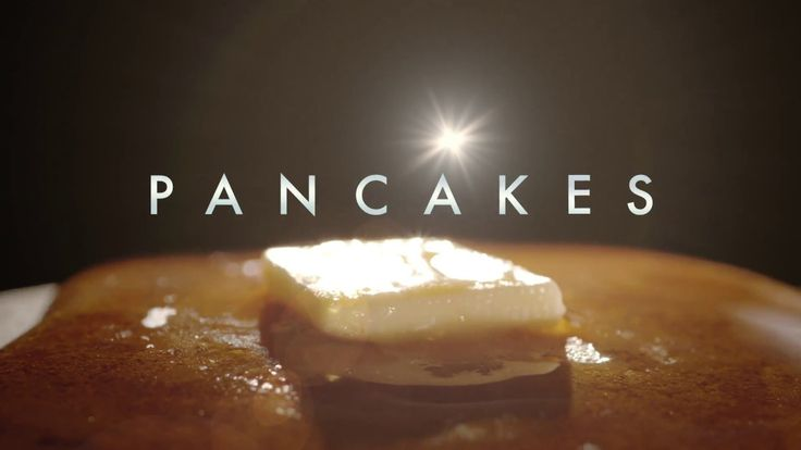 #YouTube #foodfilm What if Alfonso Cuaron made pancakes?