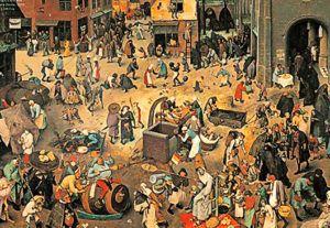 трущобы средневековья