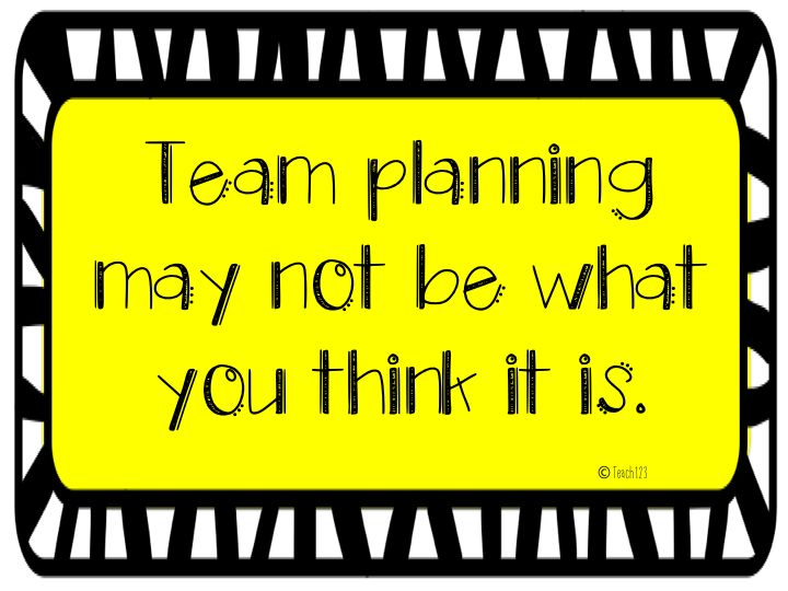 Team building:  What does team mean to you?  Looking for new ideas for your team this year?  Read this post.