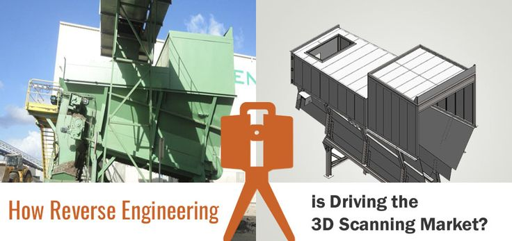 How Reverse Engineering is Driving the 3D Scanning Market?