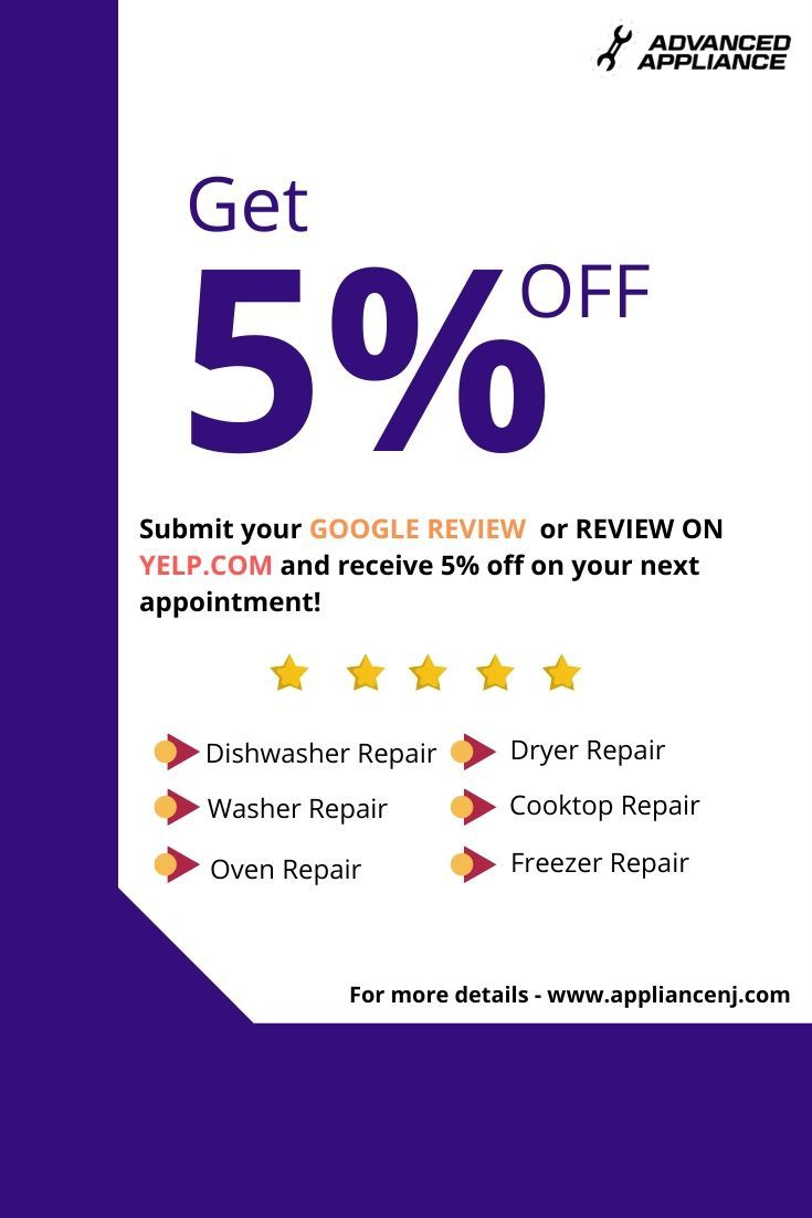 Appliance Repair Service Monmouth County Nj Appliance Repair Appliance Repair Service Washer Repair
