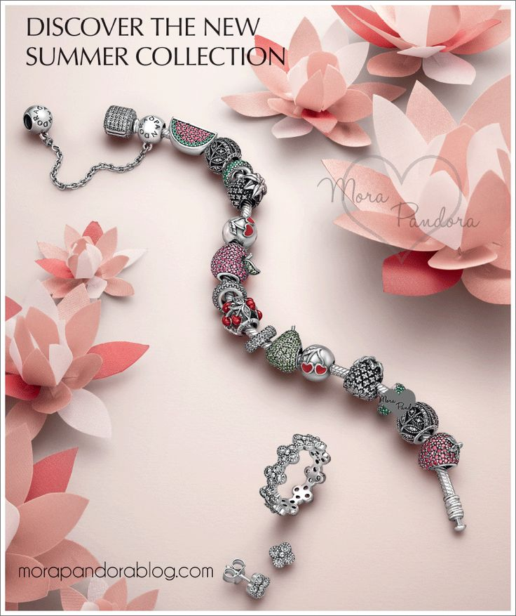 A full preview of the upcoming Pandora Summer 2016 collection, with high quality images, prices and lots of details!