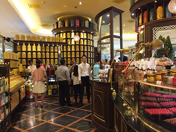 Twg Tea Boutique Ion Orchard Road Singapore Twg Tea Tea Shop Orchard Road Singapore