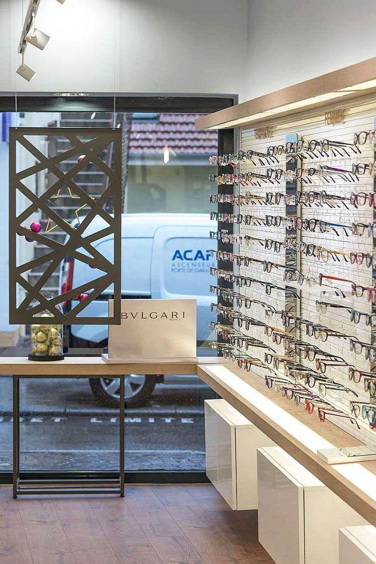 Boutique opticien indépendant | Projet C
