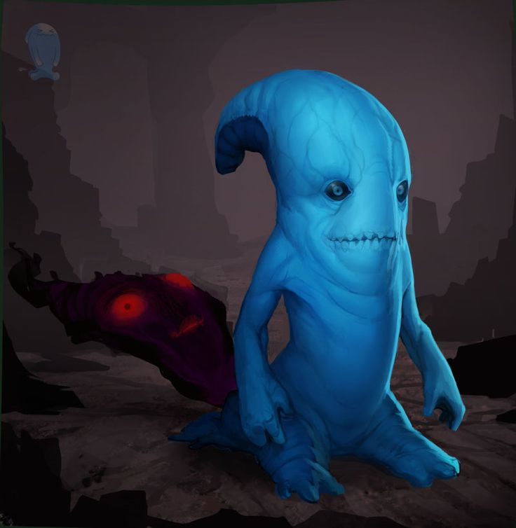 Wobbuffet By SoupAndButterdeviantartcom On DeviantART - This artist reimagined pokemon characters with nightmarish results