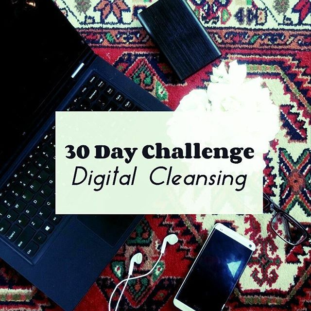 Un 30 Día del Desafío de Digital de limpieza.  Por favor, visite diyinadorm.wordpress.com para el artículo completo.  #DIY #DoItYourself # # 30DayChallenge #HealthAndFitness #DigitalCleansing https://diyinadorm.wordpress.com/2016/06/05/30-day-challenge-digital-cleansing/