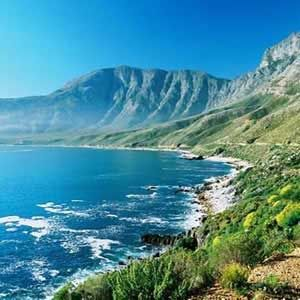 Garden Route, South Africa  South Africa is amazing (i've been 6 times) also, the bed and breakfasts are fairly cheap and you can rough it a bit along the Garden Route (where i hope to grow old). -from trinity mom kimberly