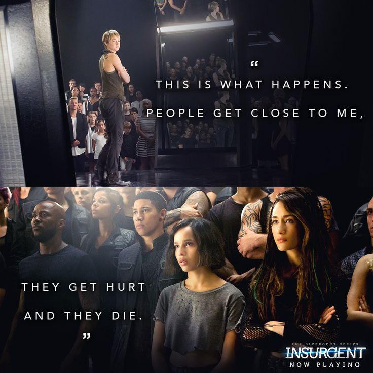 Be Candor. How emotional did you get during the #TruthSerum scene in Insurgent?